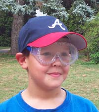 Safety Goggles Protect Your Childs Eyes and Are Cool