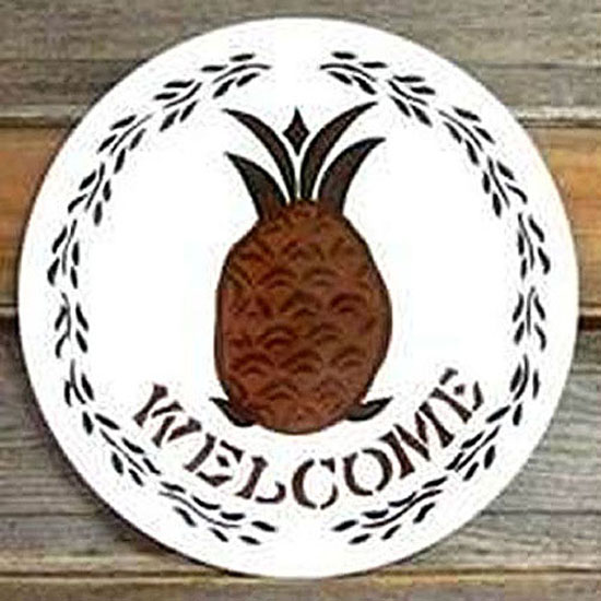 Hospitality and Welcome Hex Sign